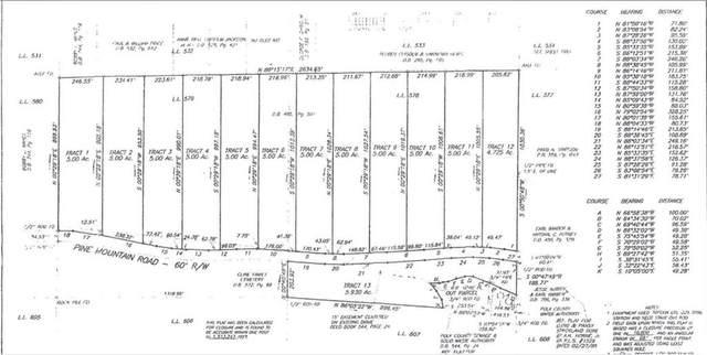 0-b Pine Mountain, Rockmart, GA 30153 (MLS #6802018) :: Lakeshore Real Estate Inc.