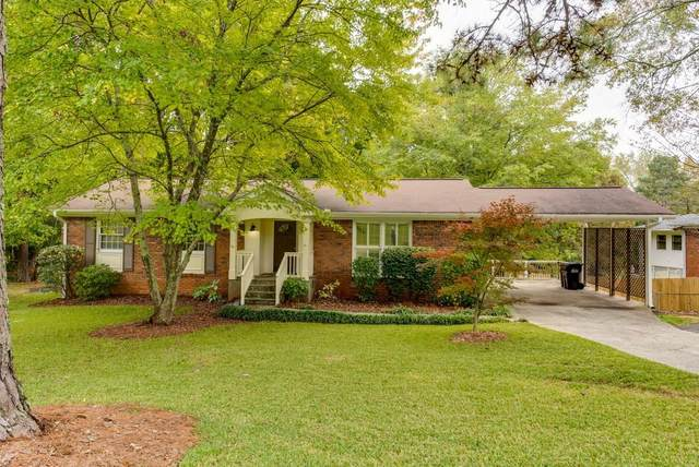 1900 Holly Springs Road NE, Marietta, GA 30062 (MLS #6802035) :: Charlie Ballard Real Estate