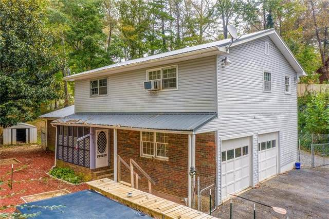 15 Poplar Street, East Ellijay, GA 30540 (MLS #6802049) :: The North Georgia Group
