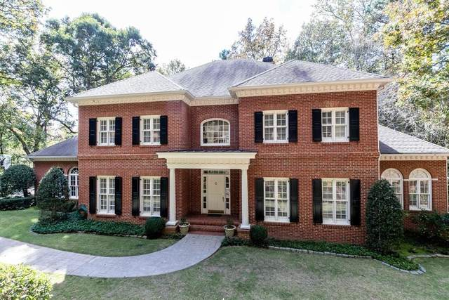 2125 River Cliff Drive, Roswell, GA 30076 (MLS #6802055) :: The Justin Landis Group