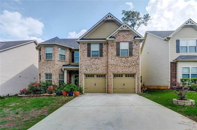 169 Gloster Park Court, Lawrenceville, GA 30044 (MLS #6802058) :: Charlie Ballard Real Estate
