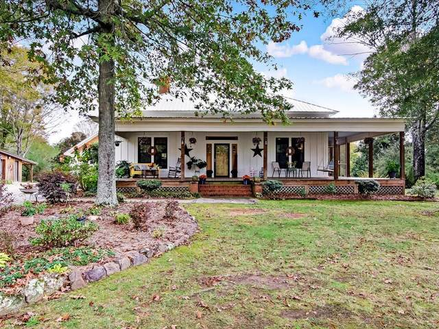 419 Main Street, Clermont, GA 30527 (MLS #6802061) :: The North Georgia Group