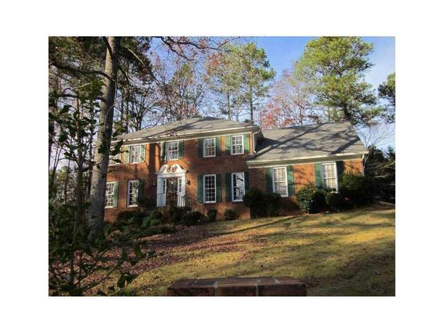5697 Grey Fox Circle, Lithonia, GA 30038 (MLS #6802101) :: Keller Williams Realty Atlanta Classic