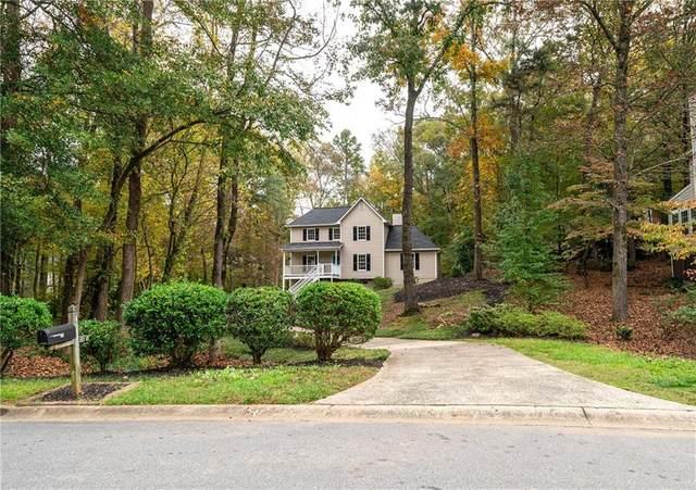 4920 Willow Creek Drive, Woodstock, GA 30188 (MLS #6802114) :: North Atlanta Home Team