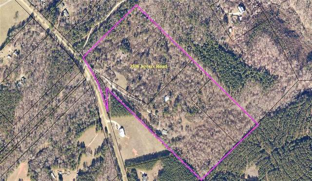 3506 Spears Road, Madison, GA 30650 (MLS #6802120) :: Lucido Global