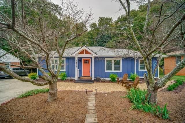 2454 Glendale Circle SE, Smyrna, GA 30080 (MLS #6802124) :: Lakeshore Real Estate Inc.