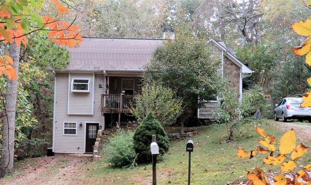 1448 Robinson Road, Dahlonega, GA 30533 (MLS #6802134) :: The North Georgia Group