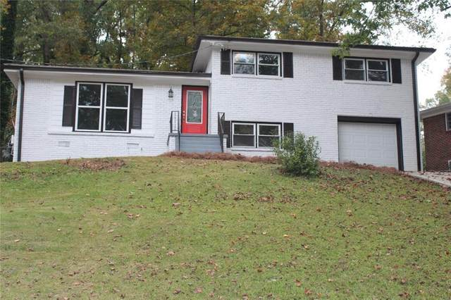 2458 Dawn Drive, Decatur, GA 30032 (MLS #6802141) :: KELLY+CO