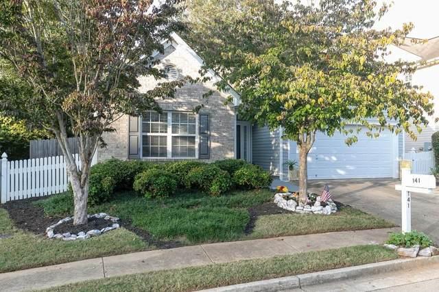 141 Greystone Circle, Hiram, GA 30141 (MLS #6802147) :: The Residence Experts