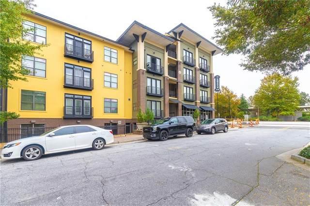 5300 Peachtree Road #2605, Chamblee, GA 30341 (MLS #6802148) :: North Atlanta Home Team