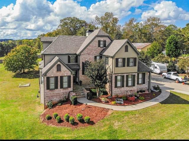 1000 Carl Bramlett Road, Winder, GA 30680 (MLS #6802168) :: The Residence Experts