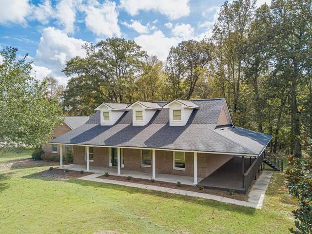 1523 Line Creek Road, Senoia, GA 30276 (MLS #6802179) :: The Residence Experts