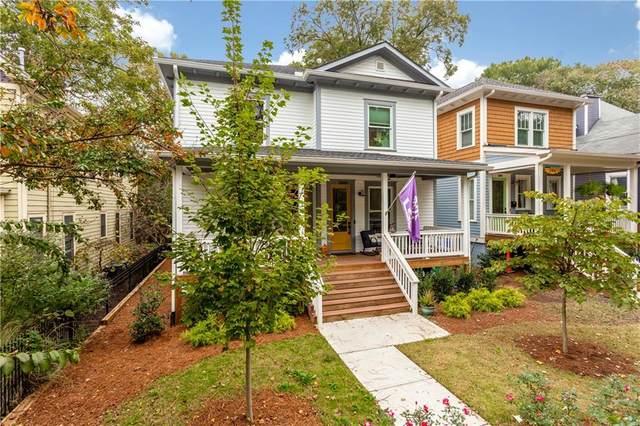 280 Milledge Avenue SE A, Atlanta, GA 30312 (MLS #6802194) :: The Residence Experts