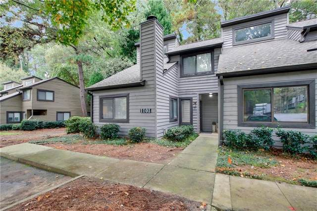 1101 Cedar Chase Drive NE, Atlanta, GA 30324 (MLS #6802220) :: The North Georgia Group