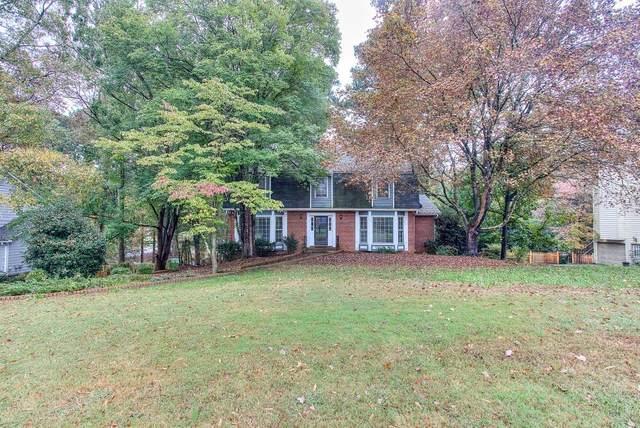 5076 Broadgreen Drive, Peachtree Corners, GA 30092 (MLS #6802227) :: The Residence Experts
