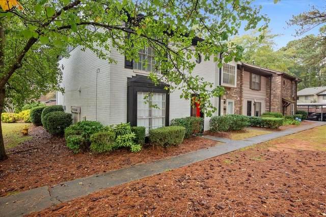 742 Garden View Drive, Stone Mountain, GA 30083 (MLS #6802242) :: RE/MAX Paramount Properties