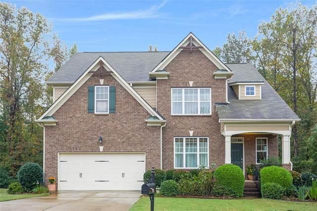 545 Wakefield Trace, Alpharetta, GA 30004 (MLS #6802254) :: RE/MAX Paramount Properties