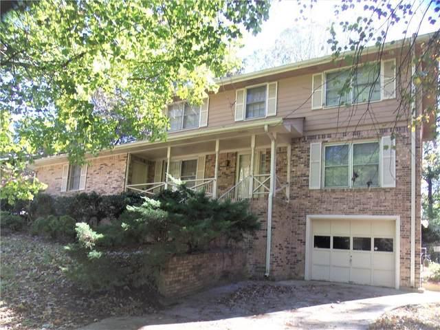 5282 N Pounds Drive, Stone Mountain, GA 30087 (MLS #6802258) :: Keller Williams Realty Atlanta Classic