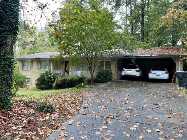 1423 Mohawk Drive, Lawrenceville, GA 30043 (MLS #6802259) :: RE/MAX Paramount Properties