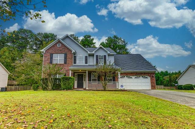 2929 Sweetbriar Walk, Snellville, GA 30039 (MLS #6802274) :: The Residence Experts