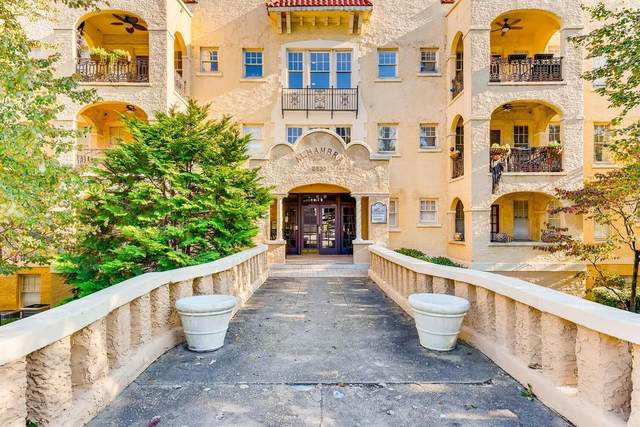 2855 Peachtree Road #213, Atlanta, GA 30305 (MLS #6802278) :: Oliver & Associates Realty
