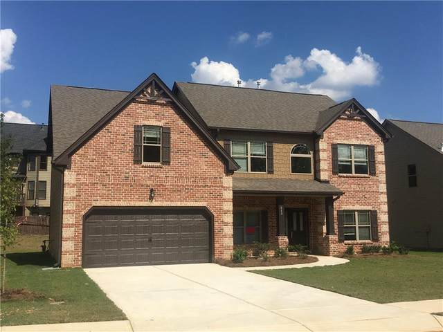 590 Rose Hill Lane, Lawrenceville, GA 30044 (MLS #6802300) :: Tonda Booker Real Estate Sales