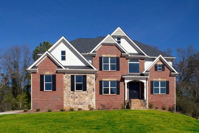 943 Kora Drive SW, Marietta, GA 30064 (MLS #6802302) :: Dillard and Company Realty Group