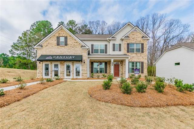 420 Carmichael Circle, Canton, GA 30115 (MLS #6802305) :: Dillard and Company Realty Group