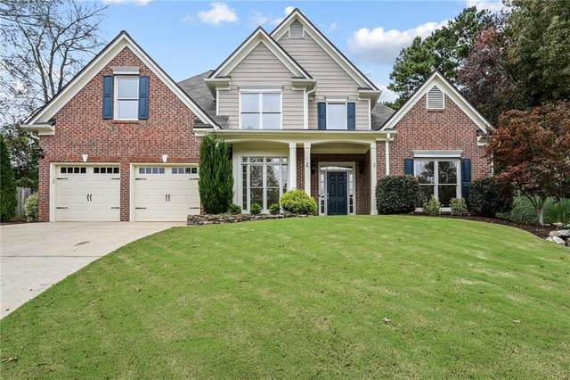1255 Testarosa Way, Marietta, GA 30062 (MLS #6802310) :: North Atlanta Home Team