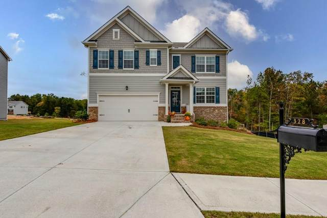 328 Fallen Oak Drive, Dallas, GA 30132 (MLS #6802314) :: Dillard and Company Realty Group