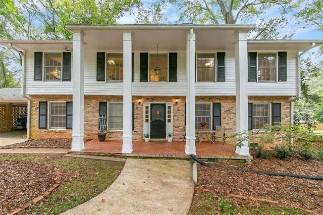 1120 Bromley Road, Avondale Estates, GA 30002 (MLS #6802315) :: North Atlanta Home Team