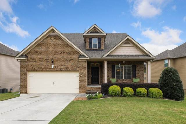 37 Lanier Ridge, Acworth, GA 30101 (MLS #6802346) :: Dillard and Company Realty Group