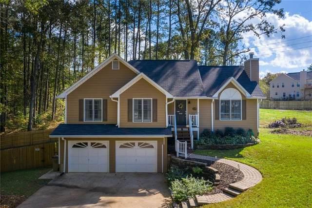 545 Brooksdale Drive, Woodstock, GA 30189 (MLS #6802357) :: RE/MAX Paramount Properties