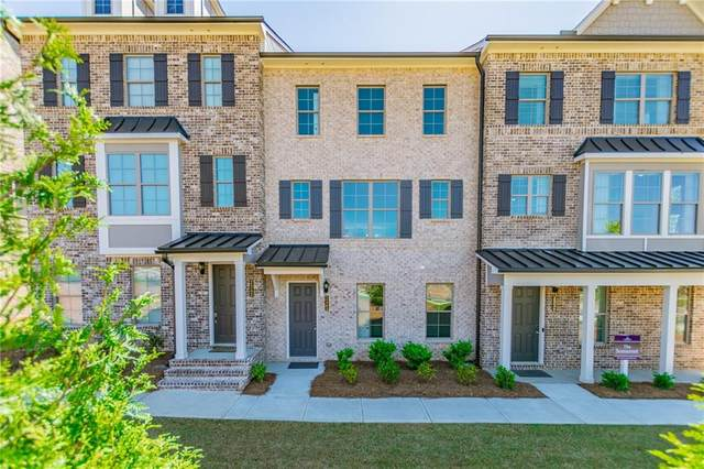 3377 Evermore Drive #48, Snellville, GA 30078 (MLS #6802380) :: RE/MAX Paramount Properties