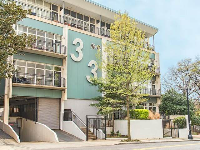 33 Ponce De Leon Avenue NE #102, Atlanta, GA 30308 (MLS #6802387) :: The Heyl Group at Keller Williams