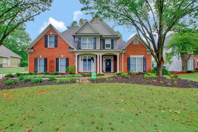 2064 Woodside Park Drive, Woodstock, GA 30188 (MLS #6802396) :: Dillard and Company Realty Group