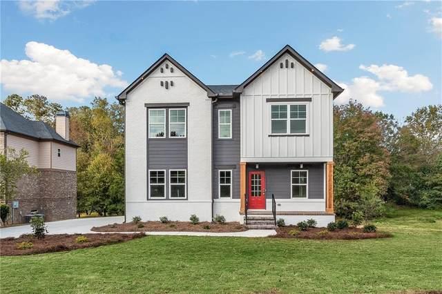 1450 Rucker Road, Alpharetta, GA 30009 (MLS #6802399) :: RE/MAX Paramount Properties