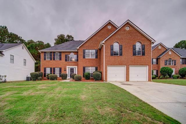 278 Tufts Court, Fayetteville, GA 30215 (MLS #6802405) :: Tonda Booker Real Estate Sales