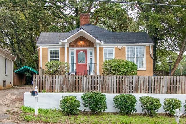 208 Warren Street SE, Atlanta, GA 30317 (MLS #6802409) :: North Atlanta Home Team