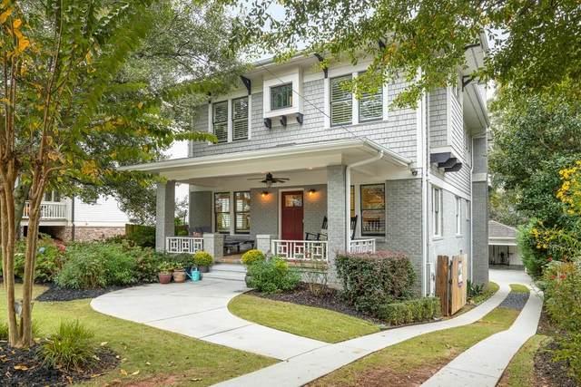105 E Hill Street, Decatur, GA 30030 (MLS #6802425) :: The North Georgia Group