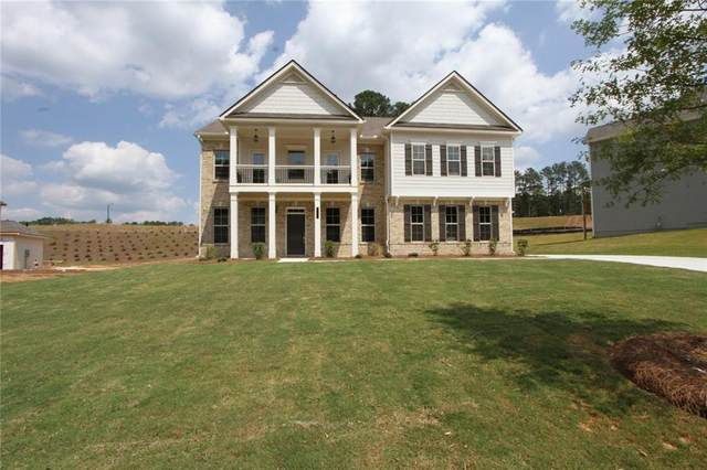 405 Carmichael Circle, Canton, GA 30115 (MLS #6802450) :: Tonda Booker Real Estate Sales