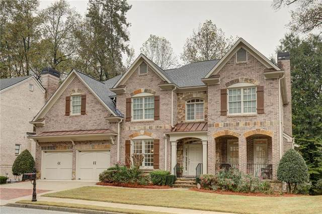 3233 Collier Gate Court SE, Smyrna, GA 30080 (MLS #6802459) :: RE/MAX Paramount Properties