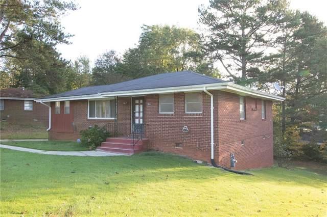 3581 Crestview Drive SE, Smyrna, GA 30082 (MLS #6802490) :: North Atlanta Home Team