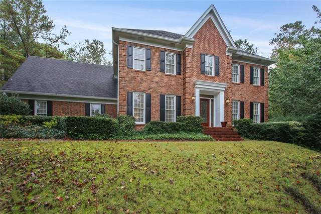 7750 Dunvegan Close, Sandy Springs, GA 30350 (MLS #6802509) :: North Atlanta Home Team