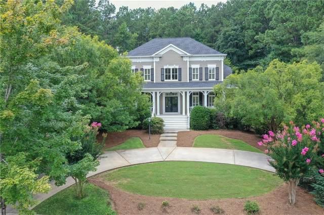 130 Tarragon Drive, Fayetteville, GA 30215 (MLS #6802512) :: North Atlanta Home Team