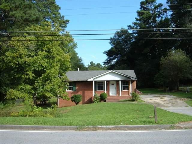 4721 Brownsville Road, Powder Springs, GA 30127 (MLS #6802533) :: North Atlanta Home Team