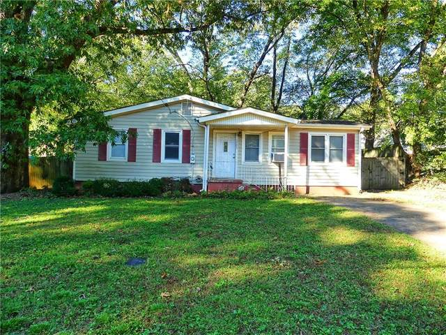 1705 Donna Lynn Drive SE, Smyrna, GA 30080 (MLS #6802554) :: North Atlanta Home Team