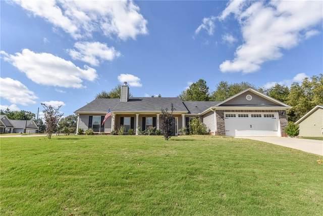 221 Petal Creek Lane, Jefferson, GA 30549 (MLS #6802556) :: North Atlanta Home Team