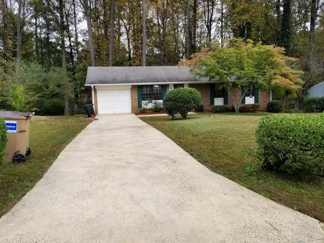 2861 Tiffany Drive SW, Marietta, GA 30008 (MLS #6802593) :: RE/MAX Paramount Properties