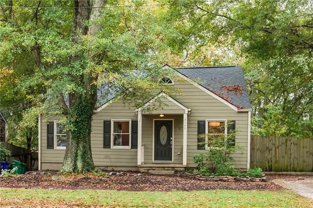 3149 Rockbridge Road, Avondale Estates, GA 30002 (MLS #6802604) :: North Atlanta Home Team